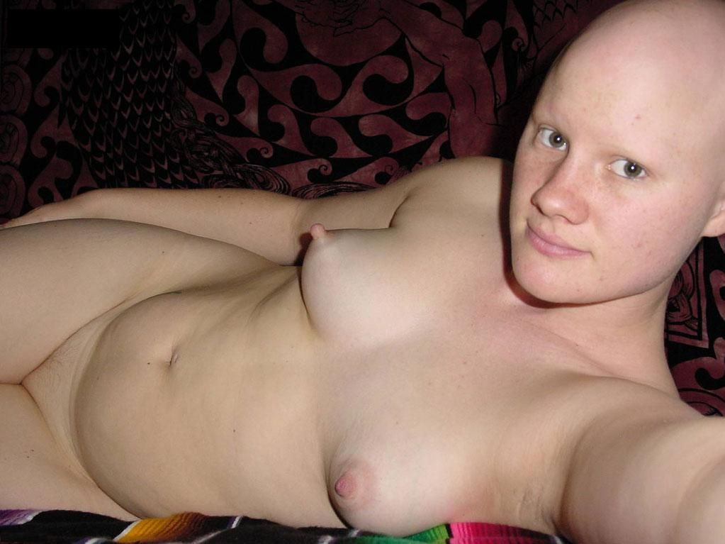from Douglas shaved bi girl naked