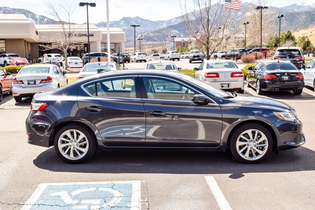 267 Used Cars In Stock Colorado Springs Colorado Springs Acura