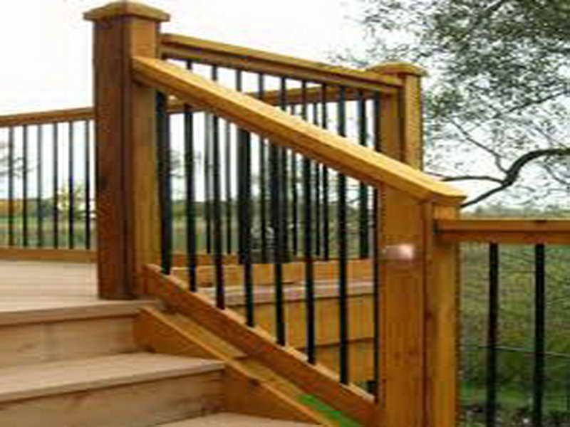 Wonderful Exterior Aluminum Stair Railing Kits Stair Railing Kits Interior Aluminum Interior
