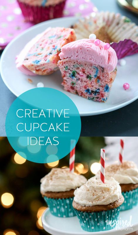 Cupcakes are easily one of my favorite foods. Not only do I love eating them, but I enjoy baking them too. On my blog, Inspired by Charm, I've created several cupcake recipes over the years. Today, I thought...