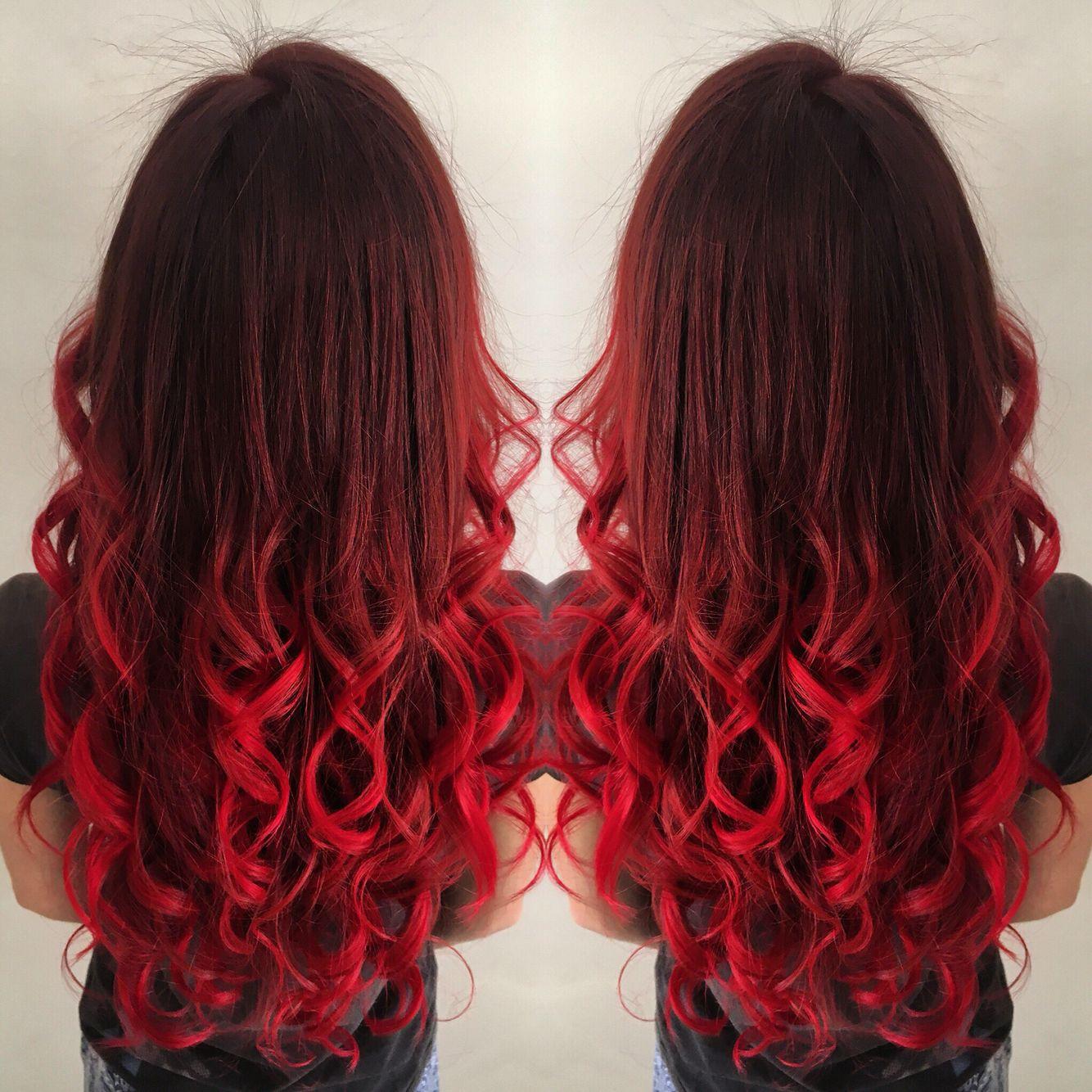 Pin di Cristina su Only my hair Style   Sfumature, Colori