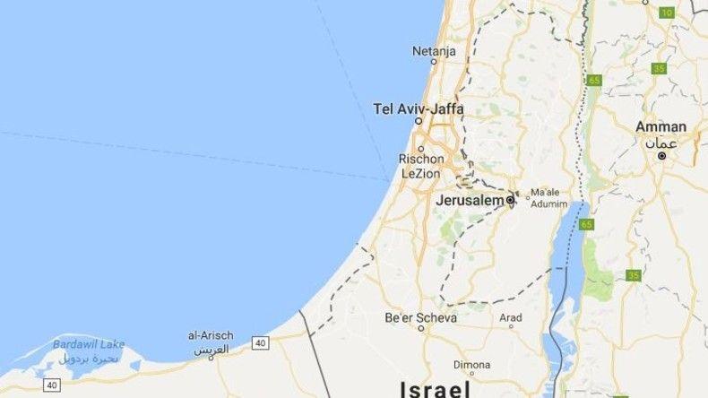 Google eliminiert 'Palästina\' aus Kartenservice und ersetzt es mit ...