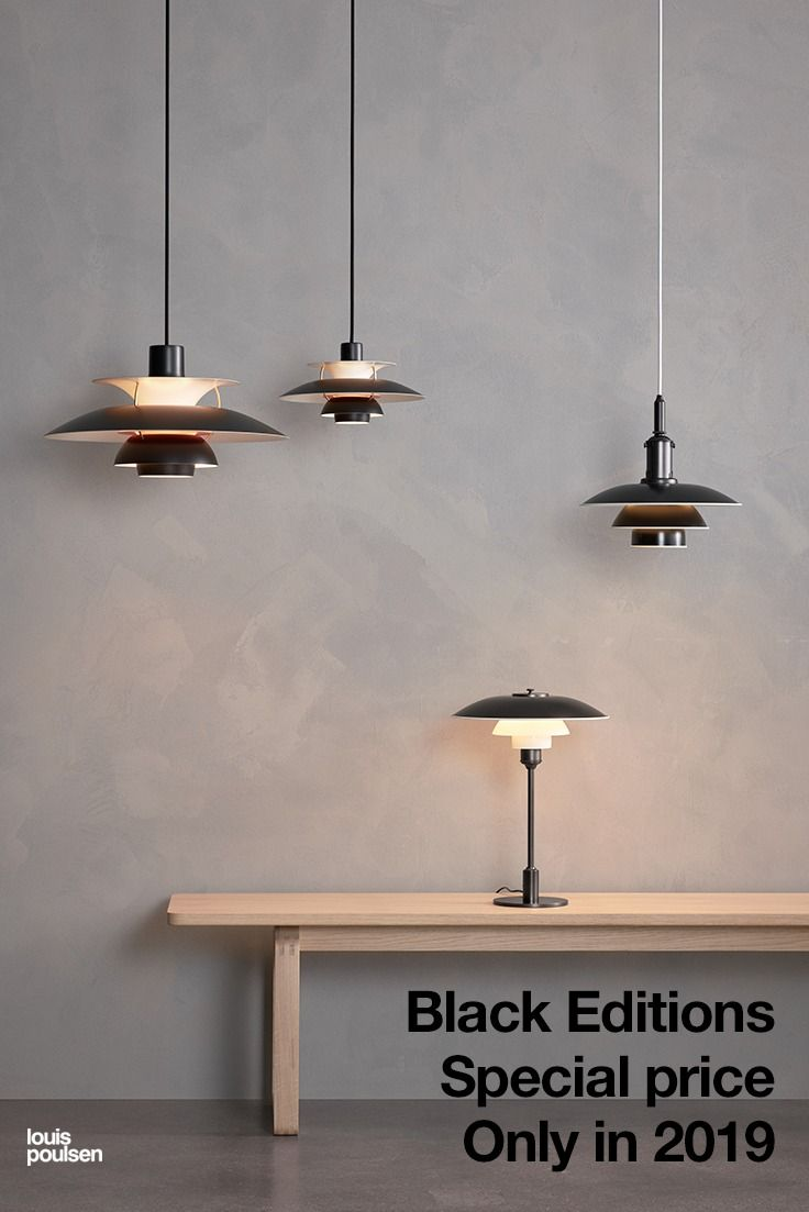 Black Editions Ph Lamps