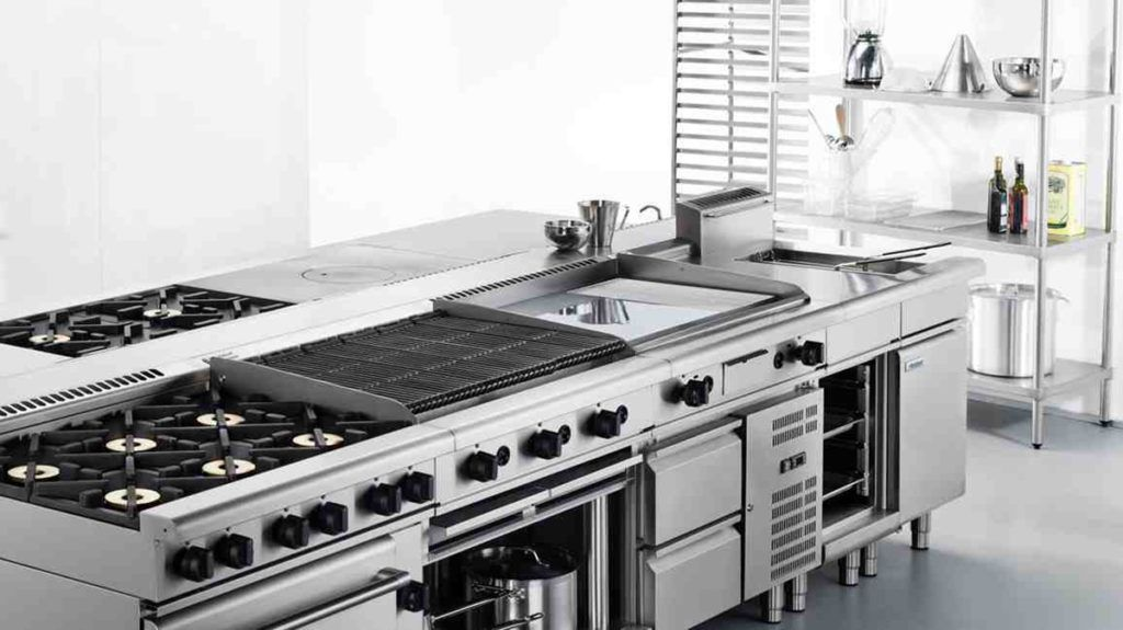 Industrial Kitchen Equipment Commercial Gas Cooking Equipment
