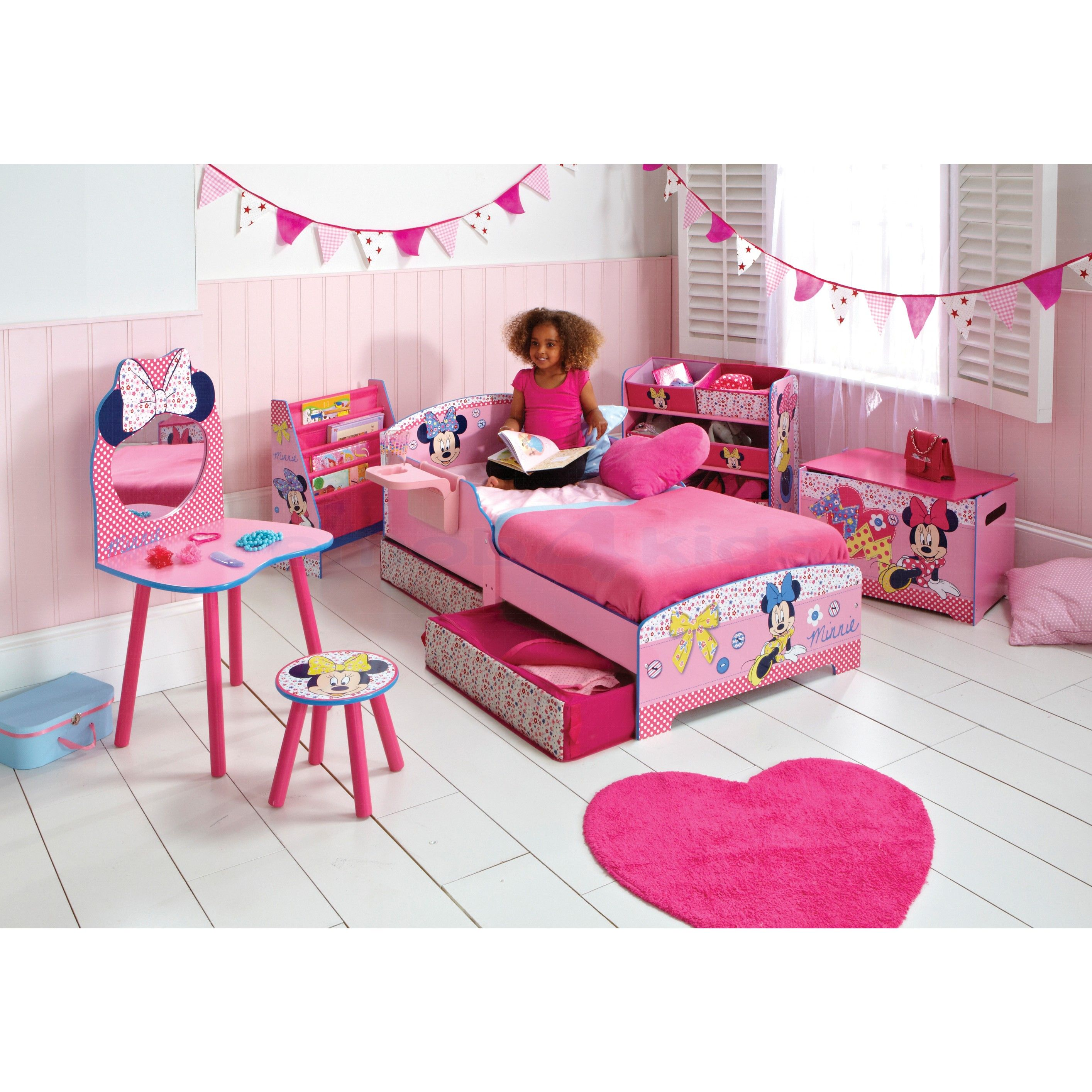 ruime keuze aan minnie mouse spullen voor in jouw. Black Bedroom Furniture Sets. Home Design Ideas