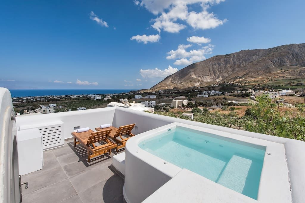 Check out this awesome listing on Airbnb: Gonia Residence 2 bedroom villa - Villas for Rent in Exo Gonia