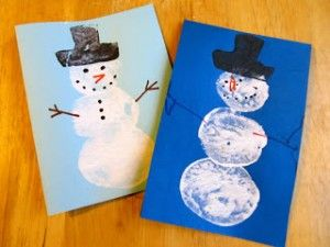15 Winter Art Activities For Kids