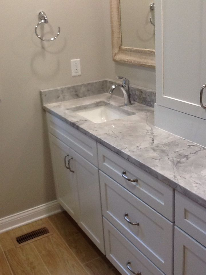 Super White Counters Paint Is Sherwin Williams Agreeable
