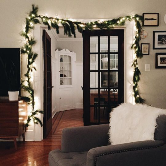pinterest ↠ beccaadownss_ Christmas Decor Pinterest Holidays