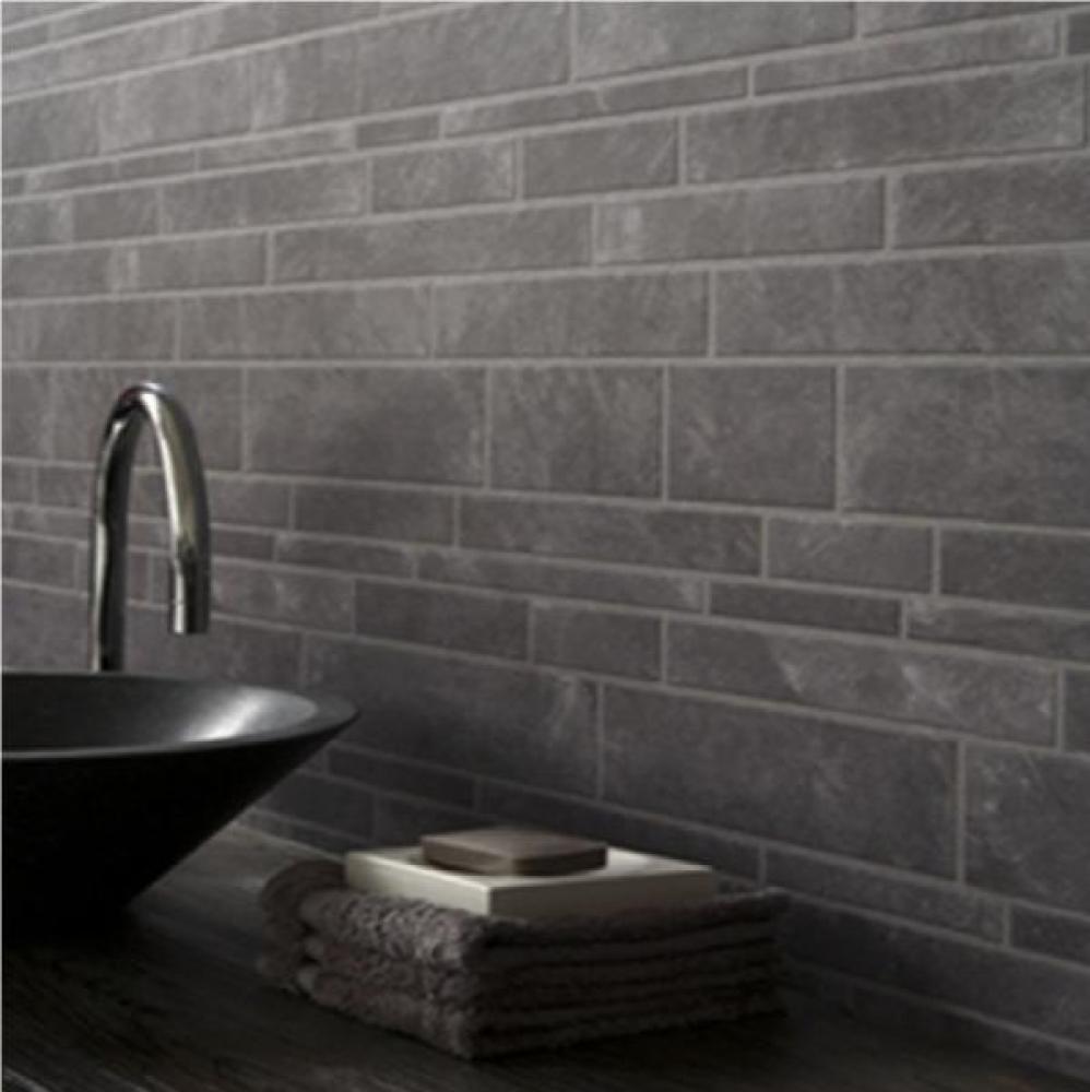 Graham brown slate tile grey brick vinyl kitchen bathroom graytilewallpaper home furniture diy diy materials wallpaper wall coverings grey slate dailygadgetfo Images