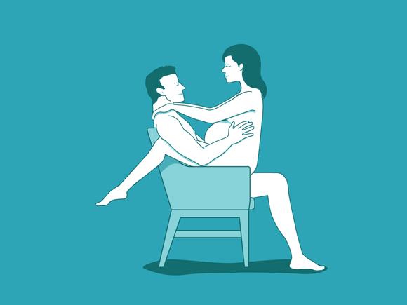 صور وضعيات جماع للحامل