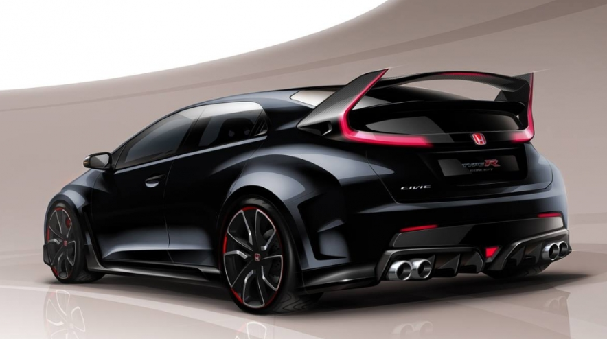 2020 Honda Prelude Type R Cakhd Cakhd