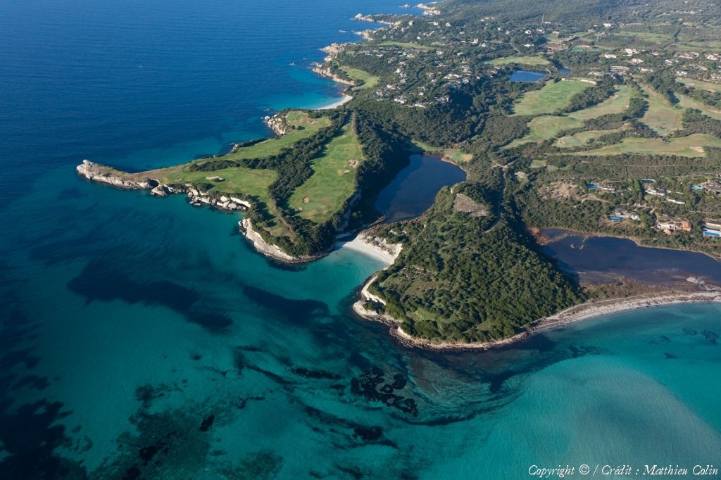 Photo aérienne de Bonifacio - Corse-du-Sud (2A)
