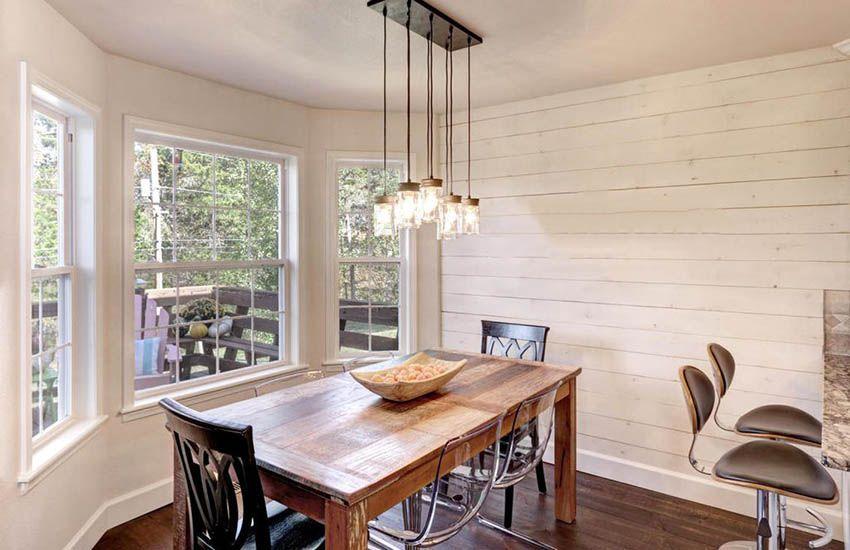Shiplap Dining Room Ideas Shiplap Living Room Decor Home Living Room Rustic Dining Room