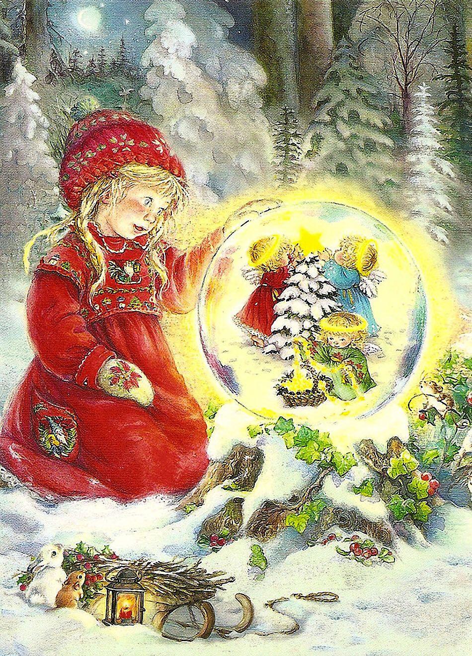 Рождественские рисунки картинки, днем рождения