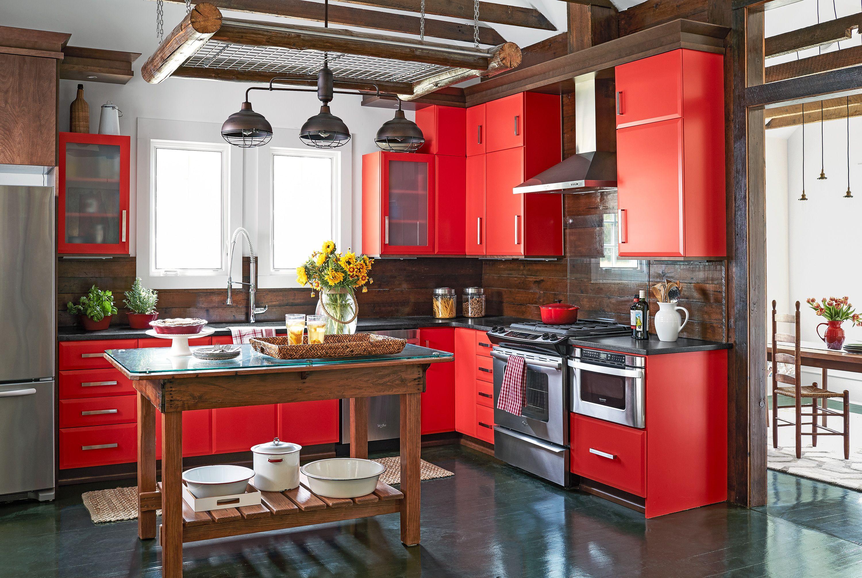 Rustic Kitchen Revival   Kitchen cabinet remodel, Rustic ...
