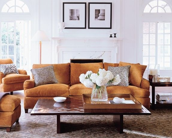 Nassau Coffee Table Williams Sonoma For the Home
