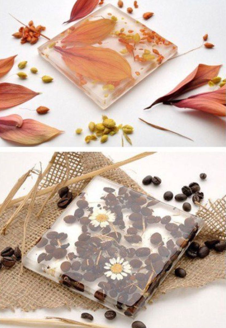 Photo of Nature preserved in acrylic – great idea for personalized coasters. Good gifts …,  #Acrylic…