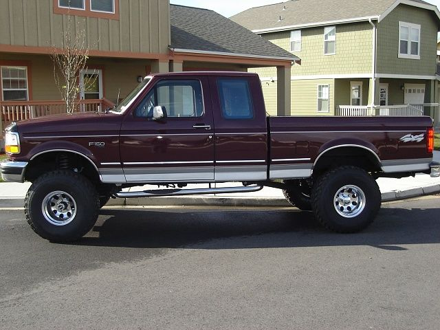 1996 Ford F150 3 Inch Lift Kit 4 Or 6 Quote Classic Pickup Trucks F150 Ford F150