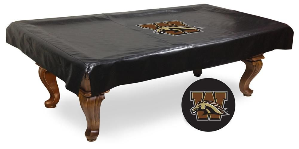 Western Michigan University Pool Table Cover | Pool table covers ...
