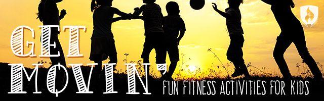 Fun Fitness Activities for Kids