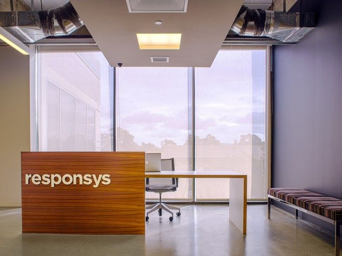 Inside the New Responsys San Bruno Offices