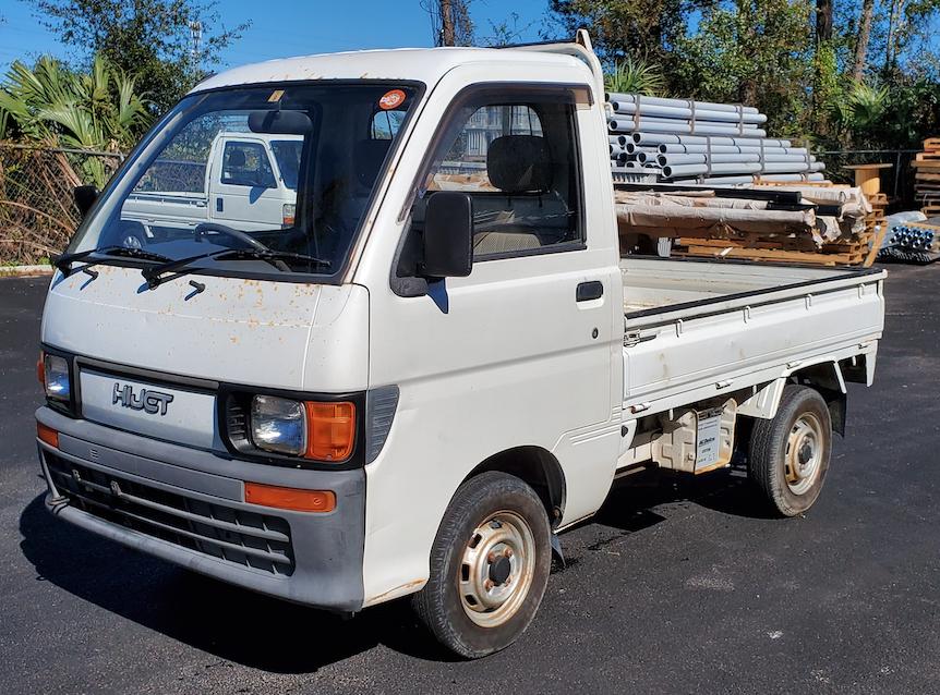 Mini Trucks Nippon Imports Mini Trucks Suzuki Carry Trucks