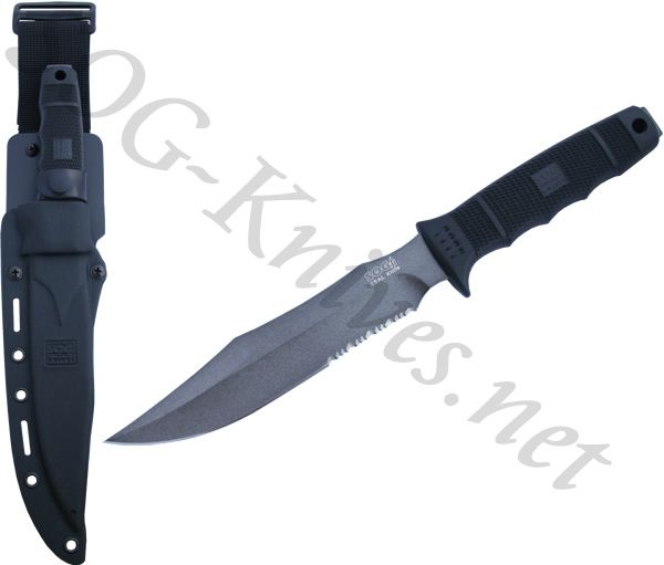 Sog seal team knife w kydex sheath s37 kydex sheath for Honda bowie service