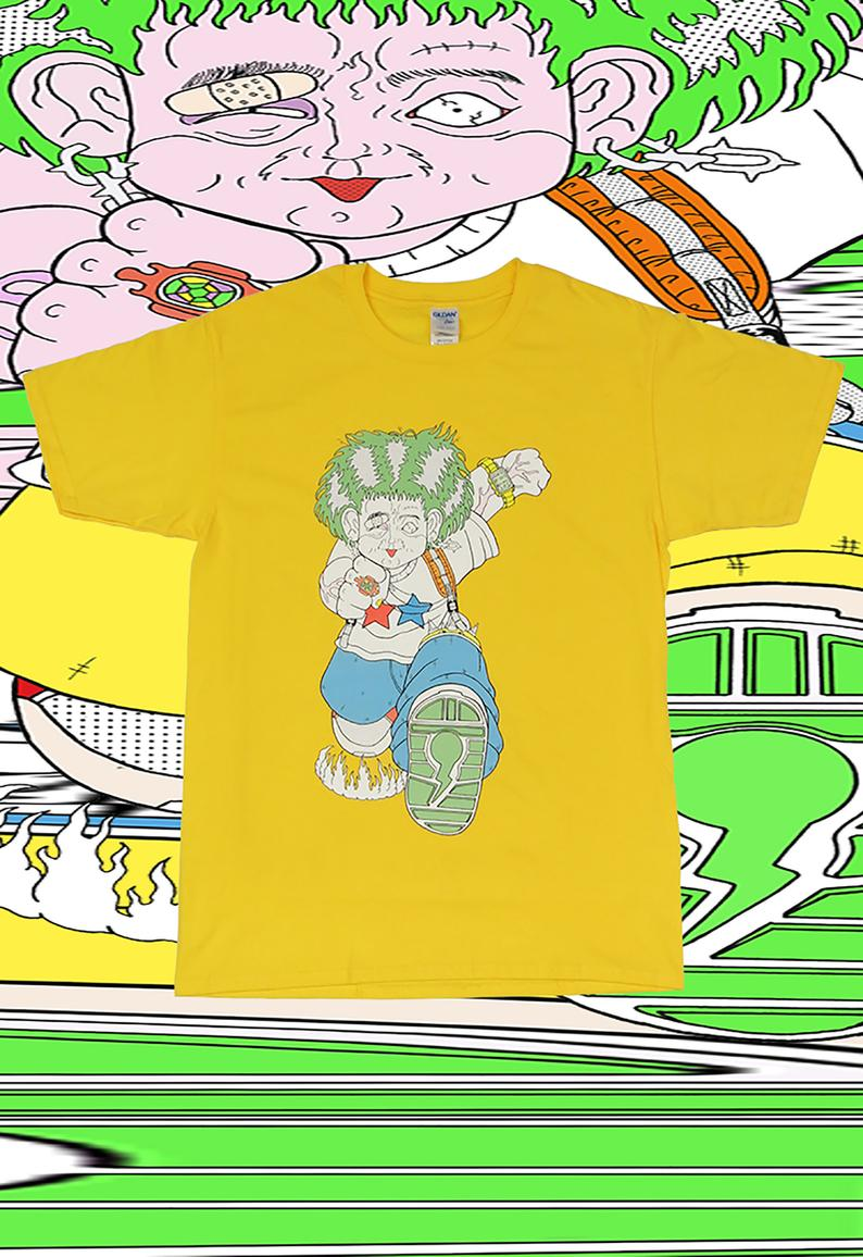 Turtle goes slowly at a very slow speed 龜速快行 Etsy in