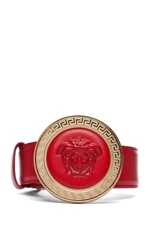 Versace ~ Belt Cinturones 96cc7a658a4f