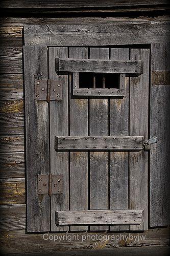 Old Jail Door Conflicts House Doors Doors Tall