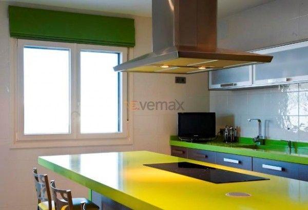 Hoja Oculta en Cocina Vidrios más destacados para la nueva ...