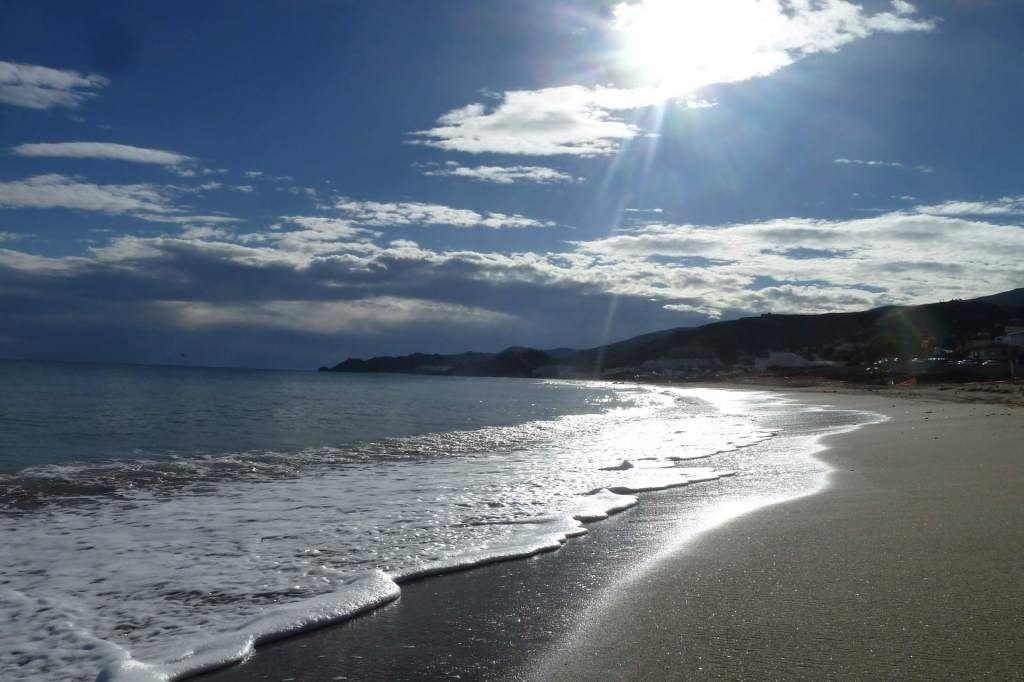 Mojacar Playa In Winter Mojacar Playa