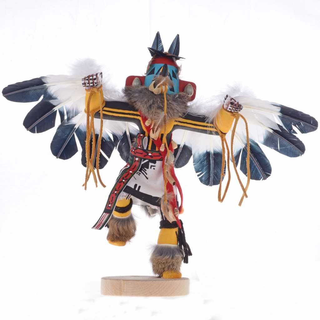 recipe: hopi eagle dancer kachina [3]
