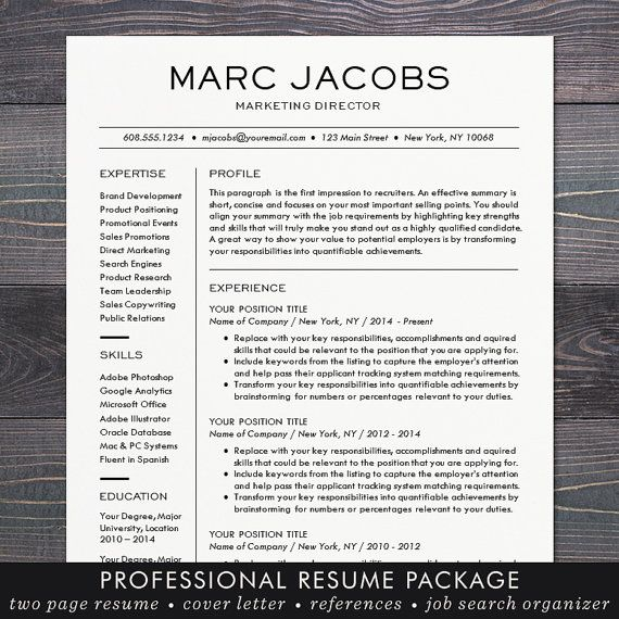 Resume template cv template for word mac or pc professional modern resume template cv template for word mac or pc professional design free cover letter creative modern yelopaper Images