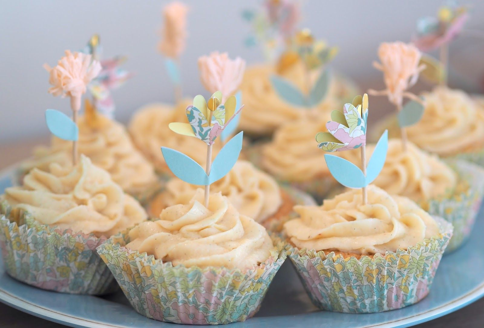 birthday, cup cakes, first birthday