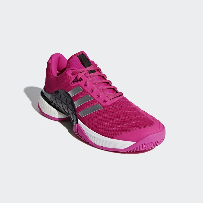 Chaussures ADIDAS Barricade 2018 Junior Le Shop Privilège