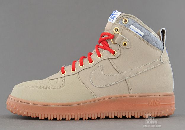 official photos b2773 b4579 The Nike Air Force 1 Duckboot