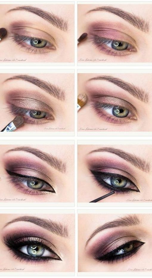 Easy, Quick Glam Makeup Tutorial : 7 Steps (with Pictures) - Instructables