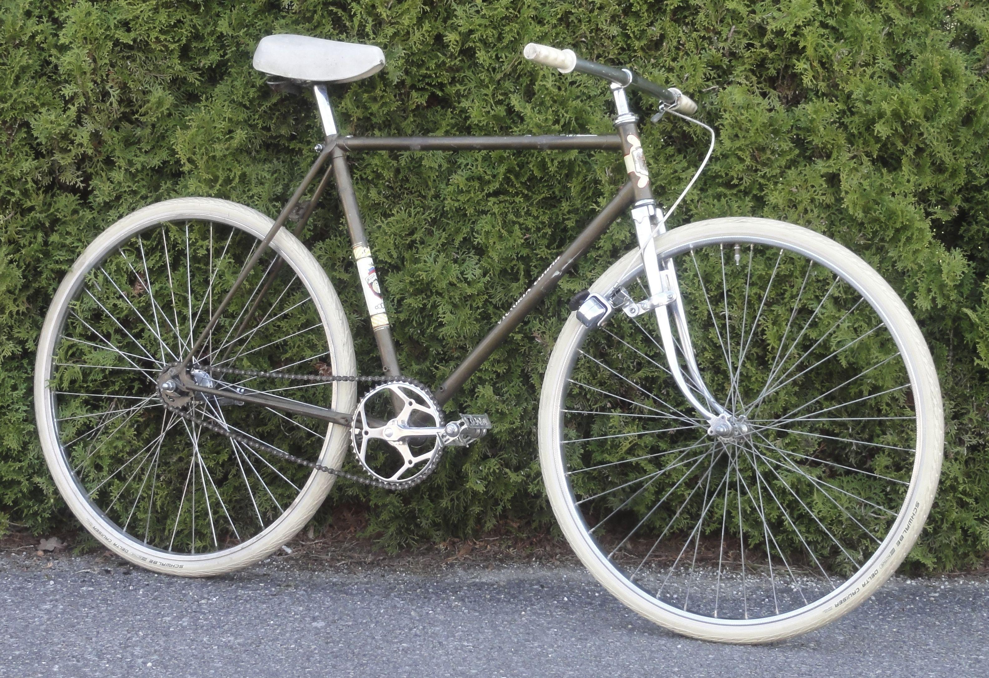 Vintage Victoria Singlespeed Bicycle Bicycle Bike Body