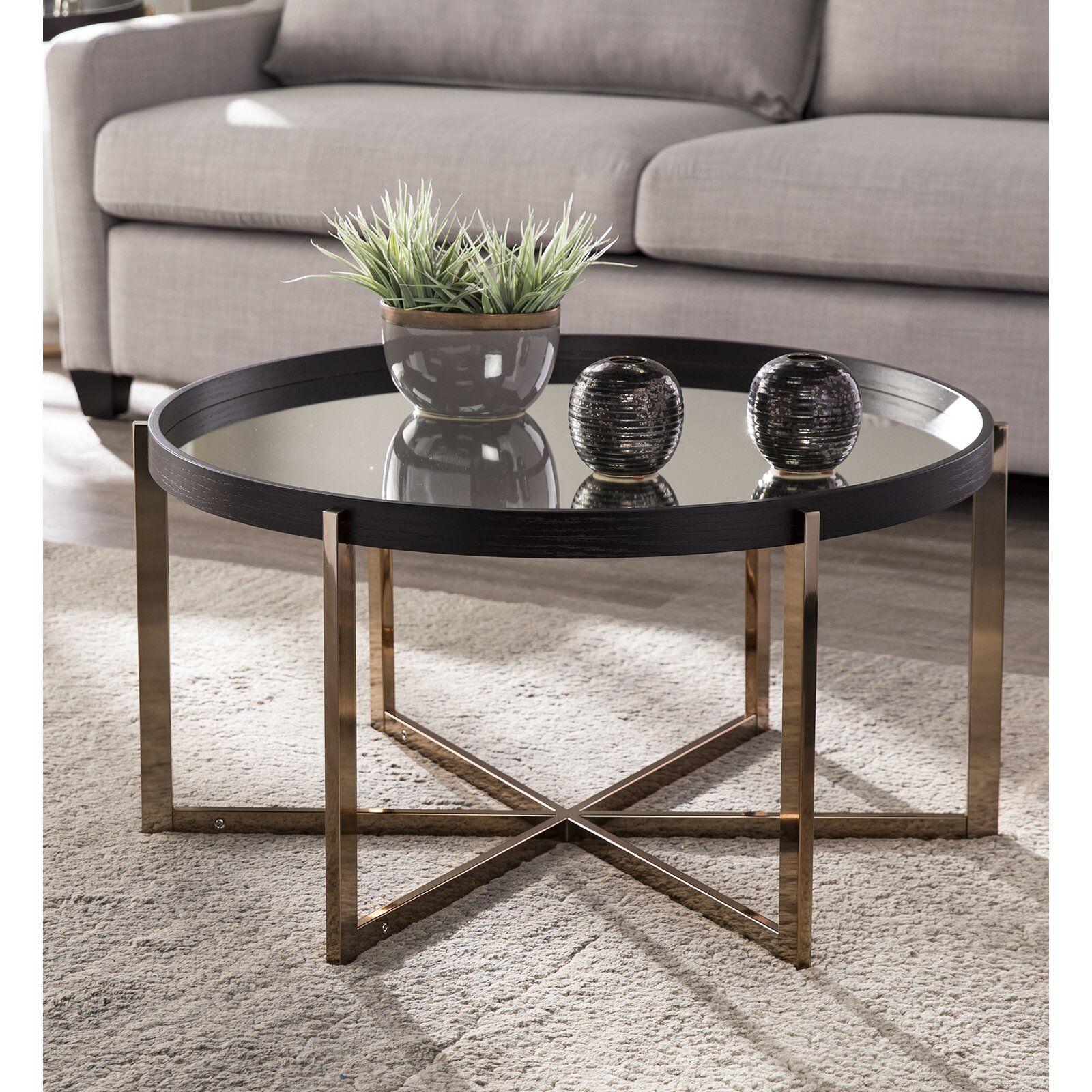 Mercer41 Cheesman Coffee Table Stolik Dlya Kofe Mebel Iz Stali Mebel [ 1600 x 1600 Pixel ]