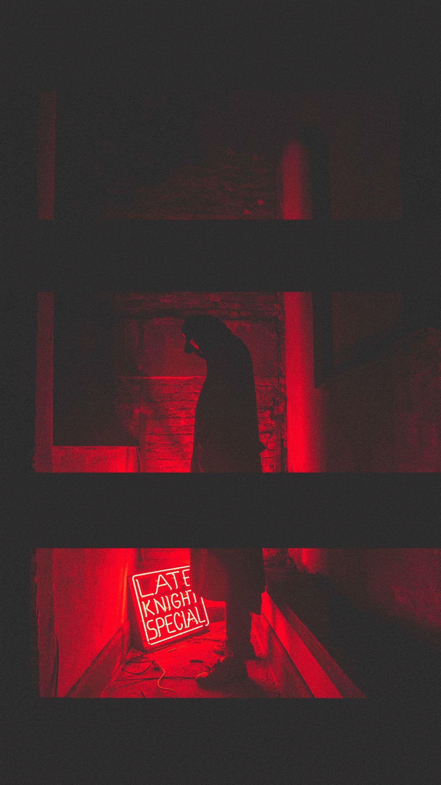 Unique Phone Wallpapers Reddit Neon aesthetic