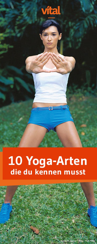Hatha, Bikram, Luna,… wer blickt bei der Vielzahl an verschieden Yoga-Arten schon durch? VITAL verrät was hinter den verschieden Arten steckt.