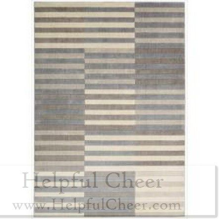 Nourison Utopia Light Multi Abstract Rug 5 x27 3 x 7 x27 5 - at - 0153 -