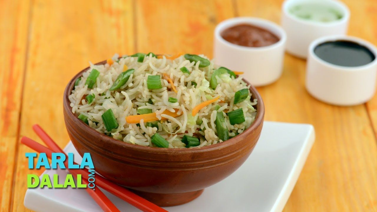vegetable fried rice by vegetable fried rice by tarla dalal forumfinder Gallery