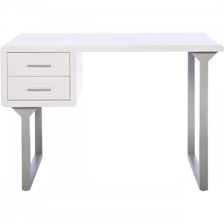 Small Space Writing Desk White Computer Table Modern Home Office Furniture New Onlineshopping Danannstore Contemporary Modern Home Office Furniture Drawers For Sale Furniture