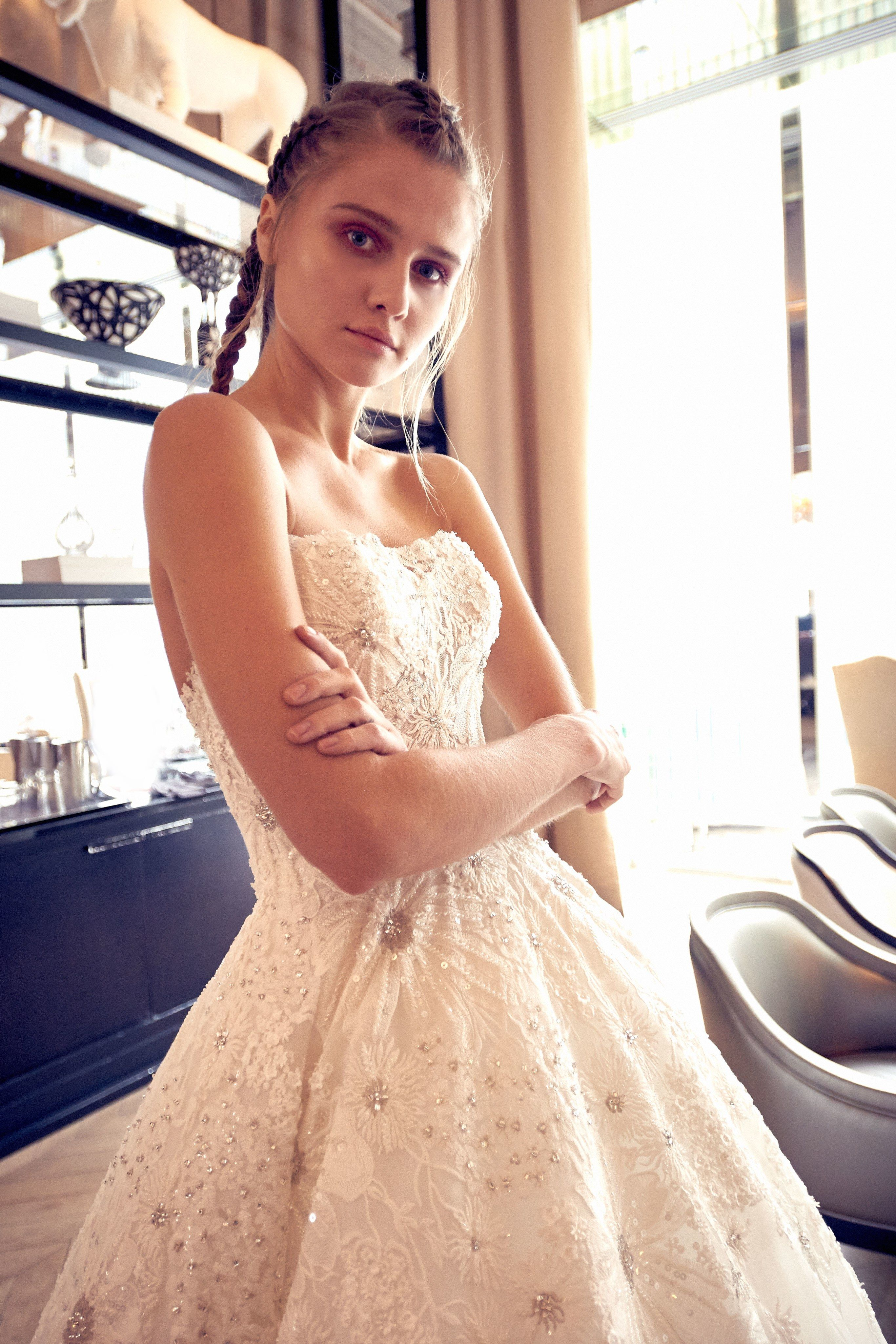 Isabelle armstrong bridal u wedding dress collection fall