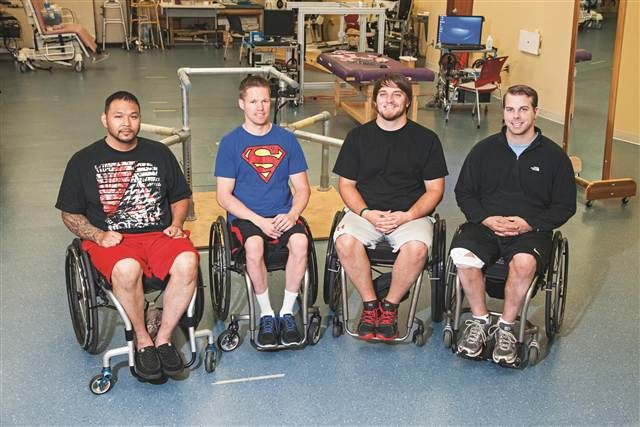 'The Wind on My Legs': Stimulator Helps Paralyzed Men Move Again