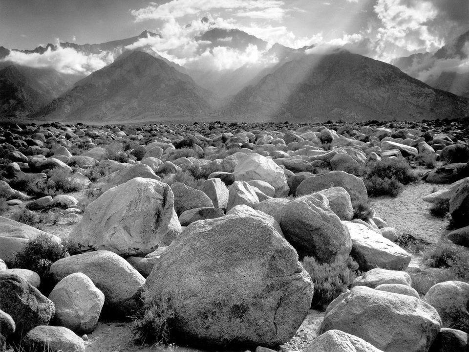 Ansel Adams de los mejores fotografos - Taringa!