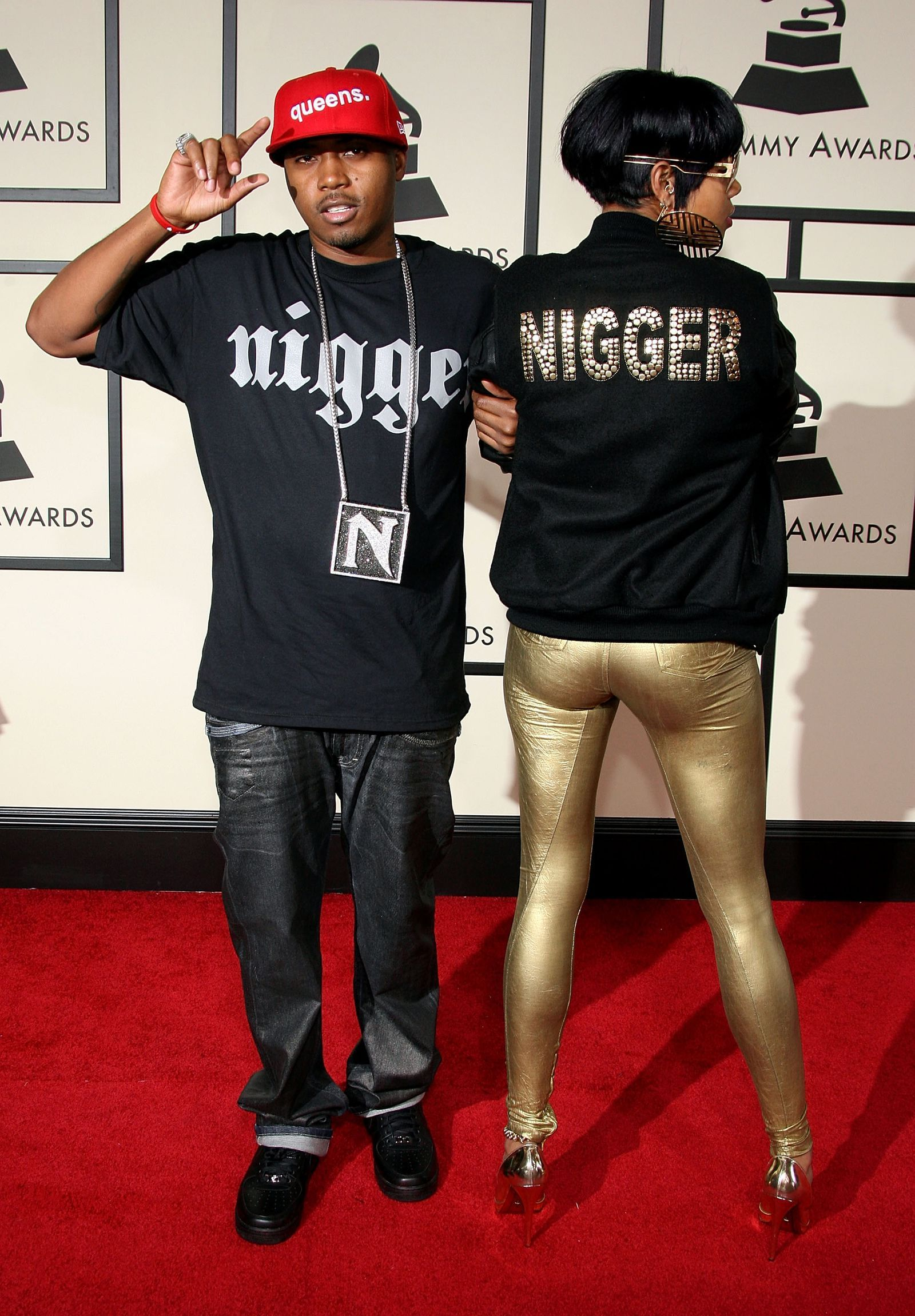 The Most Controversial Outfits Ever Worn By Celebrities Nas And